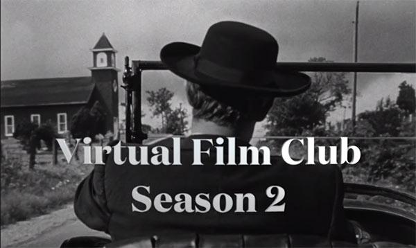 Virtual Film Club Season 2 Trailer